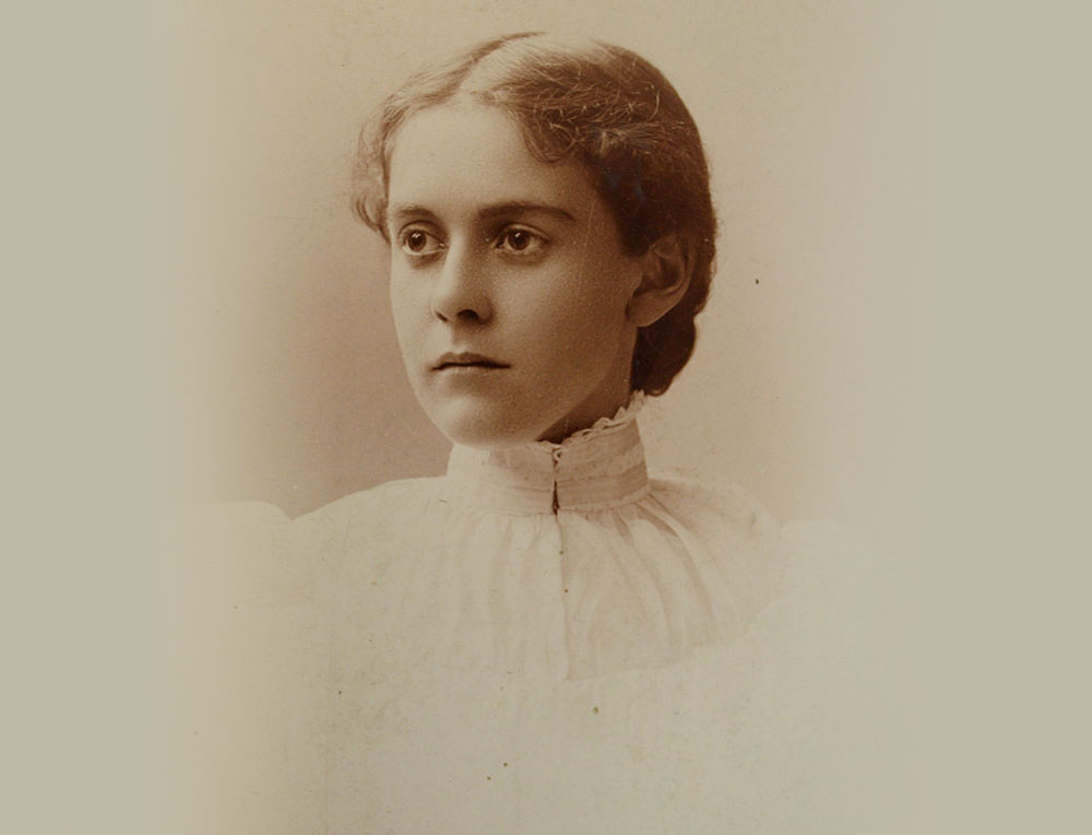 Alice Hamilton, who became the key figure in the founding of occupational health.