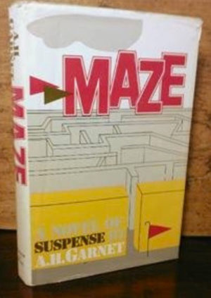 Maze leads readers from bucolic campus neighborhoods into seedier sectors of Southeast Michigan.