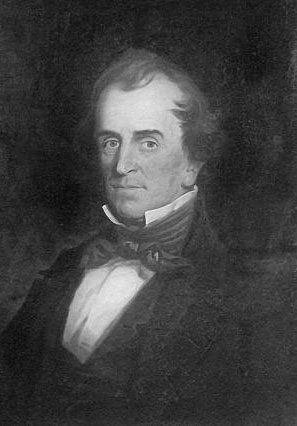 Dr. Samuel Denton—later Professor Denton—who, as a partner in the Ann Arbor Land Company, pushed his fellow U-M Regents to situate the campus on the Rumsey acreage.