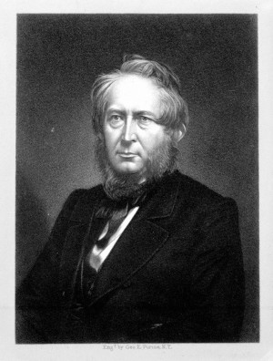 Henry Philip Tappan, U-M's first president, believed his young university should teach all disciplines.