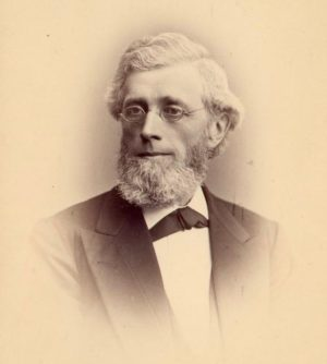 Professor Henry Simmons Frieze helped organize the University Musical Society.
