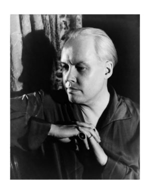 A self-portrait by the photographer and writer Carl Van Vechten, Hopwood's closest friend, who introduced the writer to Manhattan's artistic demi-monde.