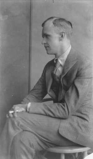 A portrait of Hopwood by Carl Van Vechten.