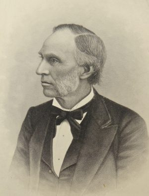 Austin Blair served as governor of Michigan before joining the Board of Regents.