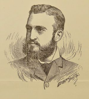Douglas A. Joy graduated at the top of his U-M medical class in 1879.