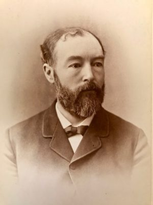 Dr. John Langley was a supporter of Douglas Joy.