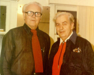 "Forman Brown, left, called Roddy Brandon ""the one great love of my life."""