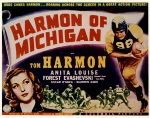 Harmon starred in a 1944 biopic and was blunt in reviewing it: