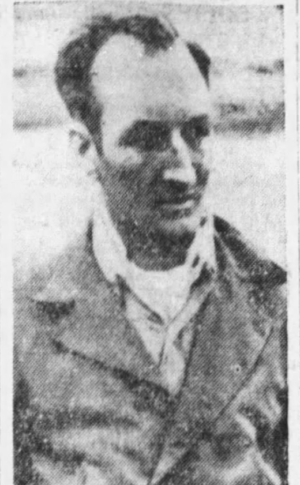 The first photo of Harmon to appear in U.S. newspapers after he was rescued showed his weight loss. He referred to himself as a