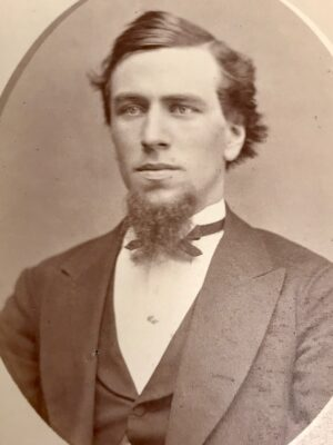 Harry Burns Hutchins was the first U-M graduate to become president of his alma mater.