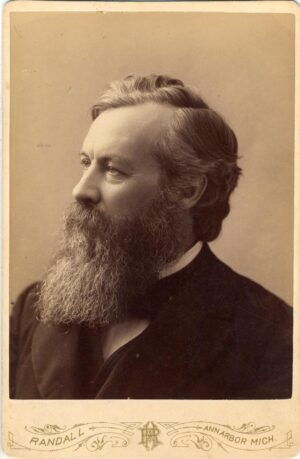 Alexander Winchell taught at several universities, with most of his career spent at U-M.
