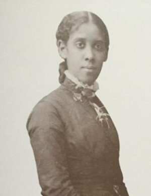 Sophia B. Jones was one of the guests at the wedding of Mary Graham and Ferdinand Barnett.