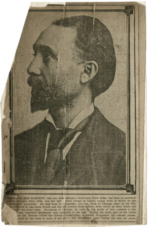 Young Ferdinand Lee Barnett.