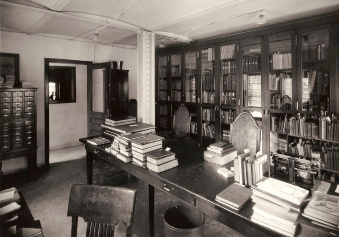 Rare Book Room 1927