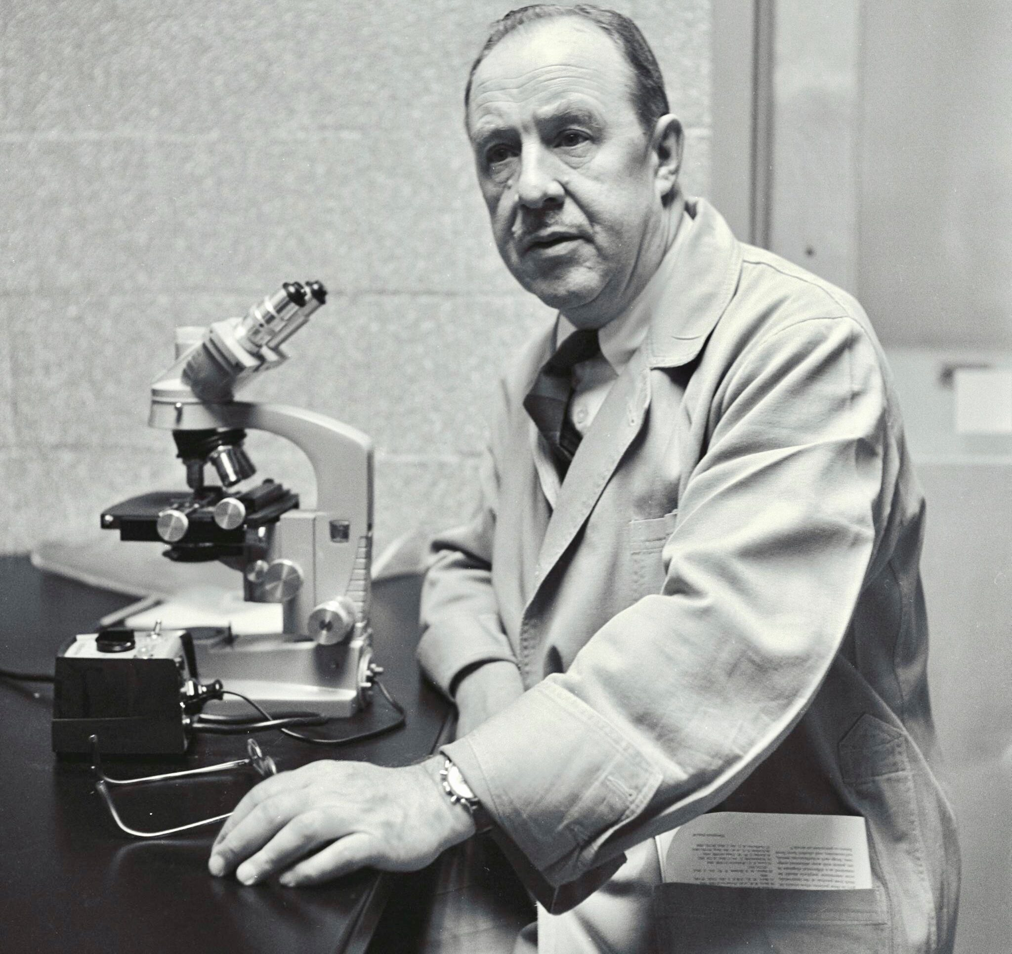 Francis gained his original expertise as a lab researcher, but as an epidemiologist, he turned to the compiling of data.