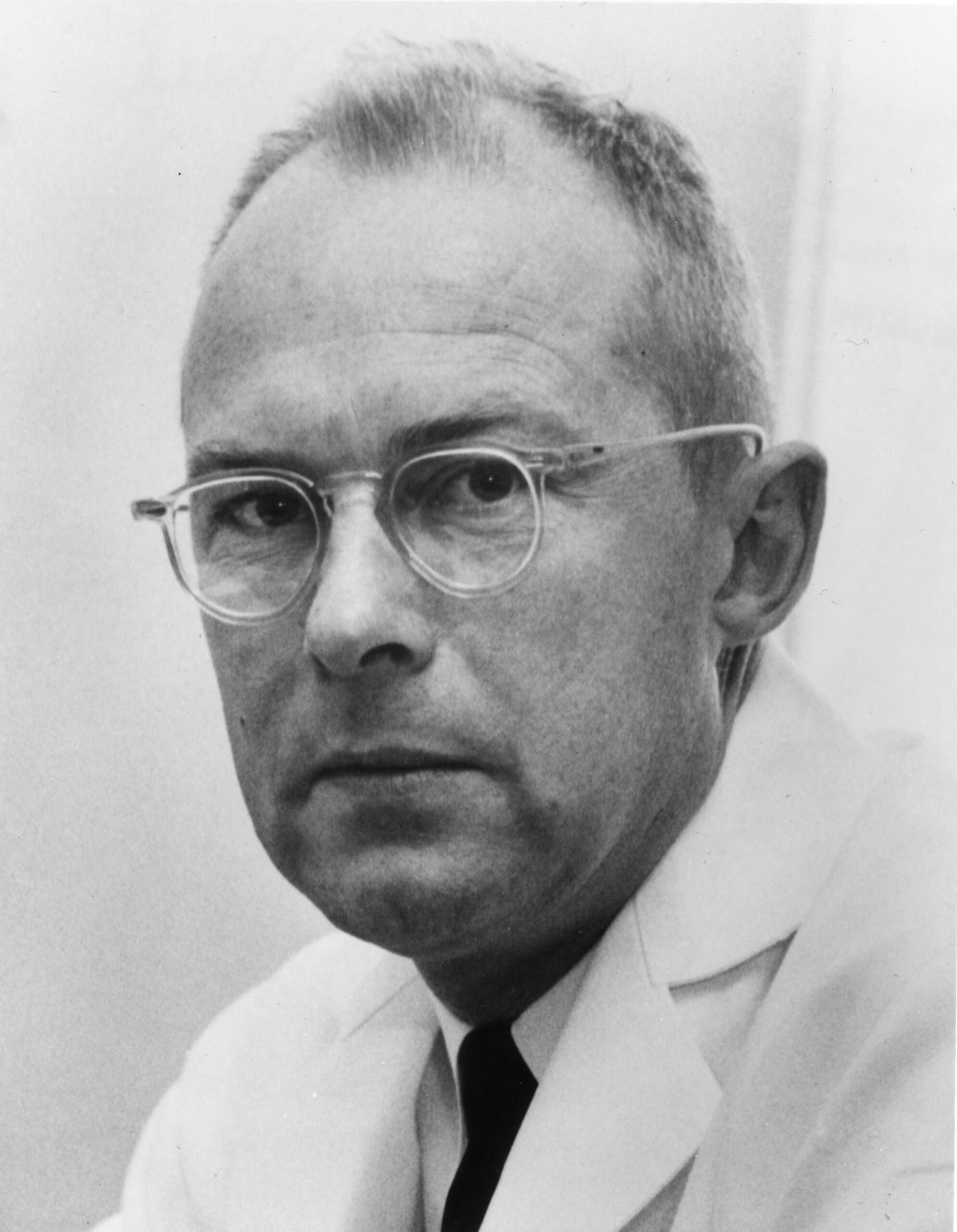 James V. Neel in 1970.