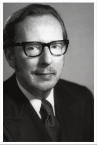 Rev. Dr. Ernest Campbell.